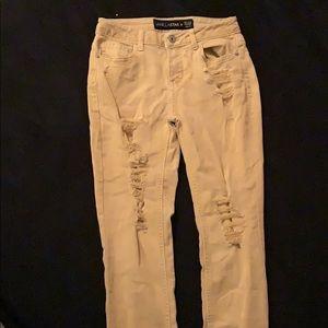 Vanilla star jeans